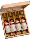 Koniak Coffret CRU Collection 4x0,2L w skrzynce