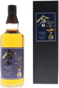 Whisky The Kurayoshi 8 YO 0,7L