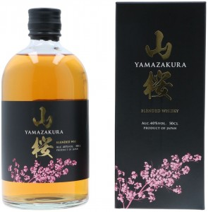 Whisky Yamazakura Blended 0,5L