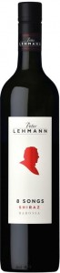 Peter Lehmann Masters 8 Songs Shiraz